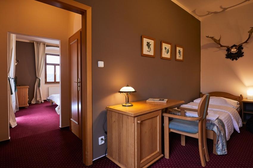 hotel Panska Bechyne
