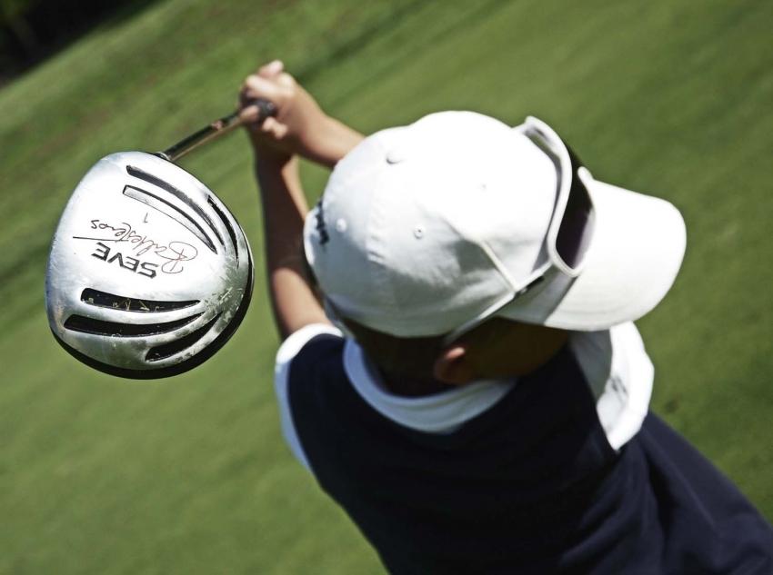 Vyzkoušejte golf