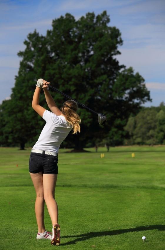 Kurz golf