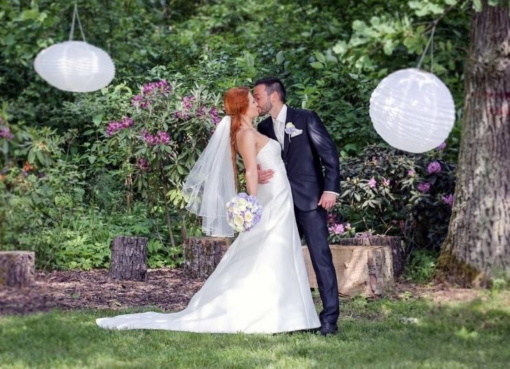cernicky zamecek svatba
