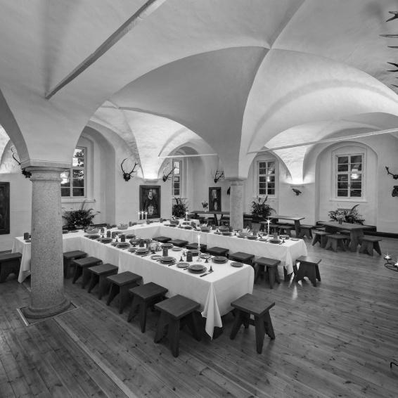 Hodovna zámek Bechyně